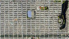 'Daily Overview' Is Proof That Earth Is Stunning From Above The Sunset District, San Francisco