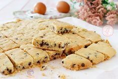 BISCOTTONE Italian Cookies, Italian Desserts, Italian Recipes, Confort Food, Biscotti Cookies, Romanian Food, Christmas Baking, Sweet Recipes, Macarons