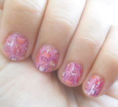 Nail art. Jamberry Nails - What a hoot   http://sarahterrell.jamberrynails.net http://www.facebook.com/sarahterrelljams