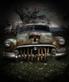 #Rustic - Old Fords never die, they just becoom picturesque, by John Poons