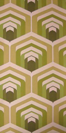 the maternus vintage wallpaper Retro Wallpaper, Fabric Wallpaper, Pattern Wallpaper, Bedroom Wallpaper, Graphic Patterns, Textile Patterns, Print Patterns, Textiles, Motif Vintage