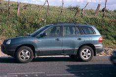 My old Hyundai Santa Fe    www.graysonhyundai.com    #throwbackthursday