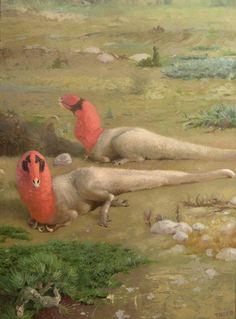 #Megaraptor by Troco #paleoart