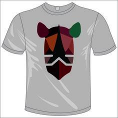 Футболка с двухсторонней печатью «RHINO», французского производителя, изготовлена по бесшовной технологии (нет швов по бокам) из 100% хлопка, плотность 190 г/м2 или 150 г/м2 . Рисунок выполнен технологией термопечати флок.  Цена: 30 евро Тел: 0681913122 Mens Tops, T Shirt, Fashion, Supreme T Shirt, Moda, Tee Shirt, Fashion Styles, Fashion Illustrations, Tee