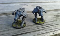 Challenge 2013: PHR Strike Walkers | Riquende's Wargaming Blog