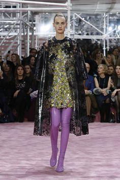 Silhouette_02 / Sfilata Haute-Couture Primavera-Estate 2015 / Haute Couture / Donna / Sito web ufficiale DIOR