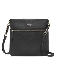 I want a cute, light cross body bag like this...but there's just no way I could limit myself to such a small purse. Maybe when I leave NYC and don't have to carry my life on my shoulder