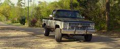 Chevrolet K-Series (1985) pickup truck in THE BEST OF ME (2014) @Chevrolet