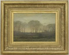 """""""April Morning"""" by Dwight William Tryon"""