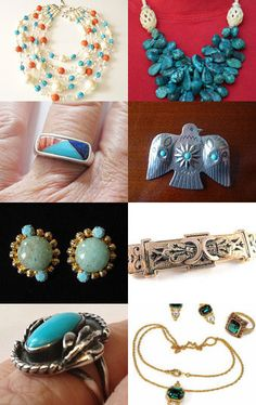 Hearting Vintage Jewelry by VJSE Group Team