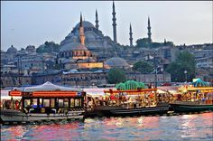 Istanbul 1-Day Guided Tour from Antalya including Domestic Flights Fly to Istanbul and spend a great day in this fascinating metropolis on the Bosphorus, the only one in the world which is located on two continents. In one day you will see Istanbul's top tourist attractions, discover its old town, enjoy Bosphorus sightseeing cruise and practice your bargaining skills at Egyptian Bazaar.Leave your hotel early in the morning for the transfer to Antalya International Airport.Tran...