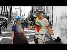 Harajuku Fashion: Takeshita Street Adventure ★ WAO✦RYU! TV ONLY in JAPAN #13 原宿探検&変身 - YouTube