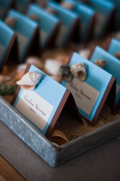 Nautical non-flower centerpieces and where to find/DIY? :  wedding centerpieces table decor GabRonWed 34