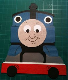 1000 images about party with thomas friends on for Thomas the tank engine face template
