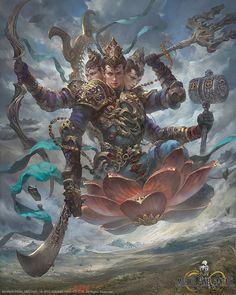 Mobius Final Fantasy :Brahma:, Livia Prima on ArtStation at https://www.artstation.com/artwork/yEwqO