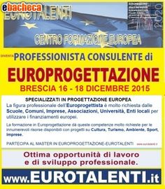 #Monza #europrogettazione - Monza e Brianza