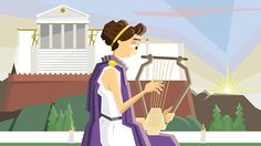 What was it like to live in an ancient Greek family? All ages.