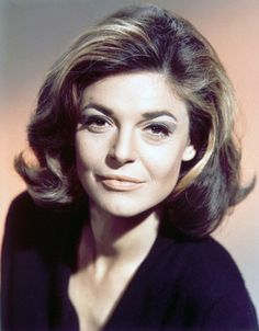 For some reason I could not stop thinking of Anne Bancroft in The Graduate today. She was so glam!