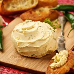 Sunset Gourmet Garlic Jalapeno Cheese Ball Mix - my fave creamy & spicy cheese ball