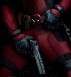 #Deadpool #Fan #Art. (Deadpool made for my sister) By: Eviliscyberdex. (THE * 5 * STÅR * ÅWARD * OF: * AW YEAH, IT'S MAJOR ÅWESOMENESS!!!™)[THANK U 4 PINNING!!!<·><]<©>ÅÅÅ+(OB4E)
