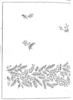 Vintage Embroidery, Embroidery Applique, Embroidery Designs, Embroidery Stitches, Mimosas, Carving Designs, Embroidery Transfers, Cut Work, Applique Patterns