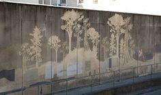 Geschiedenis van de greengraffiti onstaan van green graffiti als marketing..