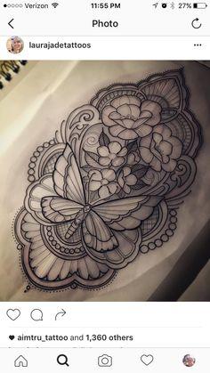 Rose Tattoos, Leg Tattoos, Body Art Tattoos, Sleeve Tattoos, Tattoo Sketches, Tattoo Drawings, Salon Tattoo, Piercing Tattoo, Piercings