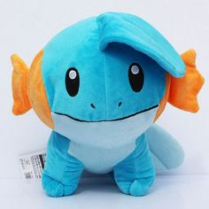 Pokemon Mudkip Plush