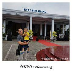 Liburan dan edukasi anak bisa dilakukan dengan berbagai macam alat. Salah satu yang kami lakukan ialah dengan napak tilas masa kecil Ayah di Semarang. Pergi ke mana saja? Dan ada cerita apa saja? Ikuti terus kisah kami yuk.