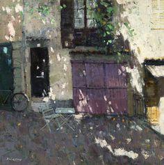 John Kingsley P.A.I. - The Richard Hagen Gallery - original contemporary British art