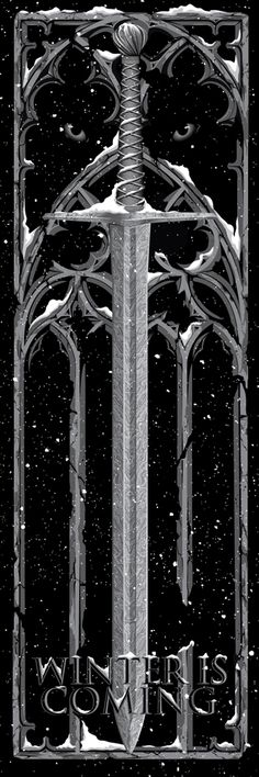 House of Stark/ Ice by Tracie Ching