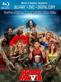 Scary movie 5 1080p bluray 5.1ch download