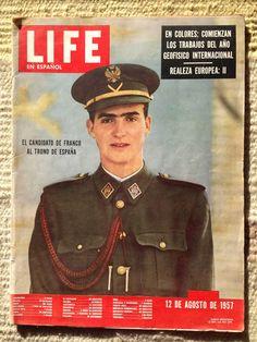 acontesimientos: candidato al trono de franco 1957