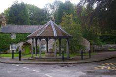 Ashford in the water Derbyshire. Uk Holidays, Peak District, Derbyshire, Gazebo, Outdoor Structures, Stone, Wood, Water, Garden