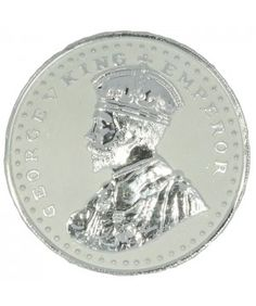 Buy white silver coin with raja symbol available @ online store. All at lowest price ranges. free Singapore shipping on all orders.