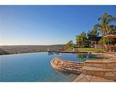 Endless pool view #BeautifulBackyardViews #Luxury # VIP