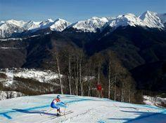 Sochi 2014 Rosa Khutor Alpine Centre