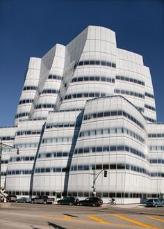 InterActiveCorp, New York City, Frank Gehry, 2007