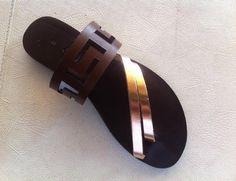 Mäander, Sandalen, antike griechische Sandalen, Ledersandalen, Damenschuhe, griechische Sandalen, handgemachte Sandalen, Geschenke, Sandalen