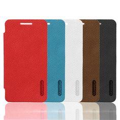 Dapad Candy Leather Flip Cover Asus Zenfone 4 -- Hanya Rp. 118.800,-