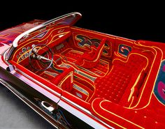 Anatomy Of A Lowrider: The Standards, The Art, The Technology ...