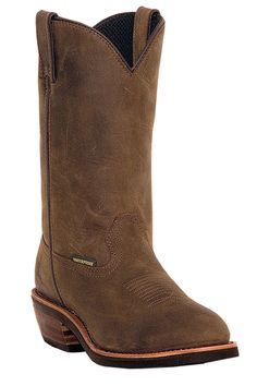 Dan Post Men's Albuquerque Waterproof Cowboy Boots