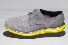 Cole Haan, NIKE Lunargrand Wing Tip Shoes