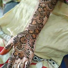 Arabic Bridal Mehndi Designs, Rajasthani Mehndi Designs, Stylish Mehndi Designs, Latest Bridal Mehndi Designs, Full Hand Mehndi Designs, Mehndi Designs Book, Mehndi Design Pictures, Mehndi Designs For Girls, Mehndi Designs For Beginners
