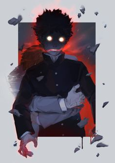 Mob Psycho Kageyama Shigeo and Reigen Manga Anime, Fanarts Anime, Anime Art, Mob Psycho 100 Wallpaper, Mob Psycho 100 Anime, Character Art, Character Design, Mob Physco 100, Punch Man