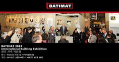 BATIMAT 2013 International Building Exhibition 파리 건축 박람회