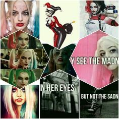 Collage of harley