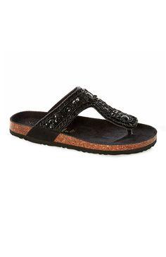 Primark - Sandálias de Sola Com Enfeites