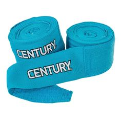 """Century 120"""" Cotton Hand Wrap Hand Wraps, 120 inches long by Century for kickboxing, boxing and MMA Use these soft, washable hand wraps under gloves or on their own for added knuckle coverage and wris"""