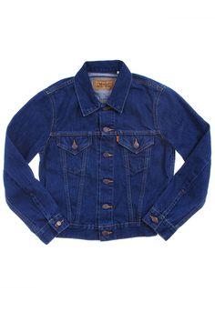 Levis Vintage Jeans - 1970's Trucker Jacket